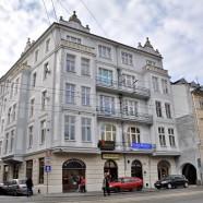 View from Krakowska street